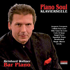 Piano Soul (Klavierseele) / I Wish You Love / Che Cosa Che / Bewitched / Jeepers Creepers / Lucy / Samba De Orfeu / This Guys In Love / Magic Waves / Milchstraßenfieber / Ciao Amici Ciao / Belissima / In A Little Spanish Town / A Klane Wiener Pianobar / A Friday In October / Cote D'Azur / Was Ich Dir Sagen / Auf In Den Süden / Burning Soul / 20 Angel Eyes
